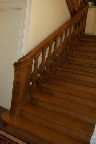 Treppe Im Schlosshotel Bühler Höhe bei Baden Baden