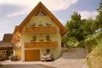 Der Haashof im Freiämter Ortsteil Brettental mit den neugebauten Ferienwohnungen