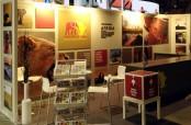 """Messestand für Elefant-Tours auf der """"Caravan - Motor - Touristik"""" (CMT) Stuttgart 2014"""
