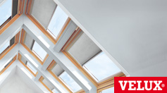 Wohndachfenster und Zubehör von VELUX