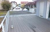 WPC Terrasse in Freiburg Zähringen